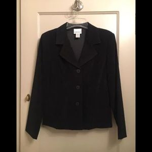 Women's Jacket Black Small Casual/Business